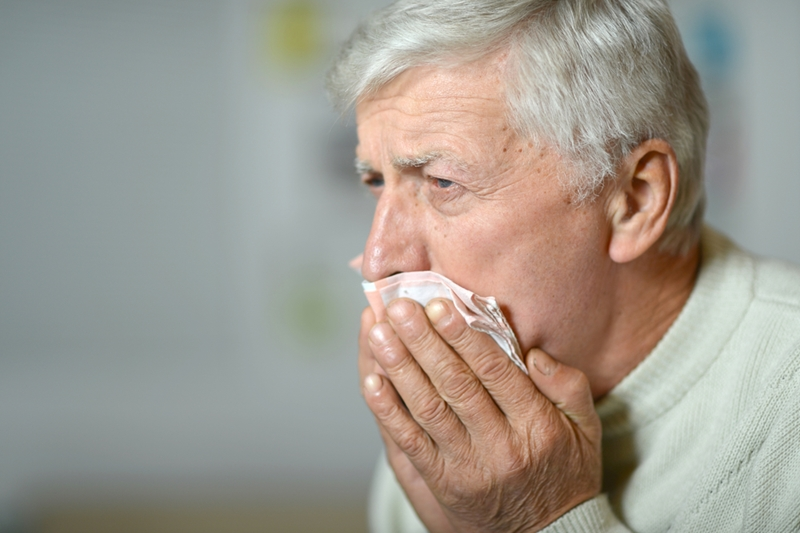 Coughs and minor increases in body temperature can be symptomatic of much more severe illness.