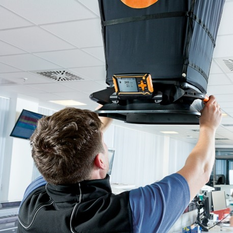 The testo 420 simplifies parts of your routine HVAC maintenance.