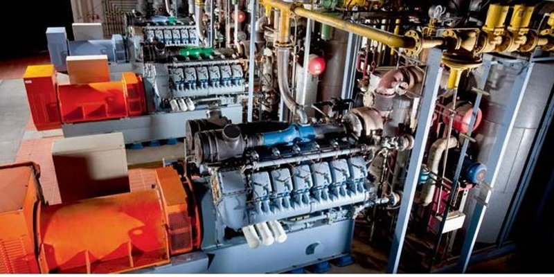 Industrial boilers can reduce energy consumption through flue gas analysis.