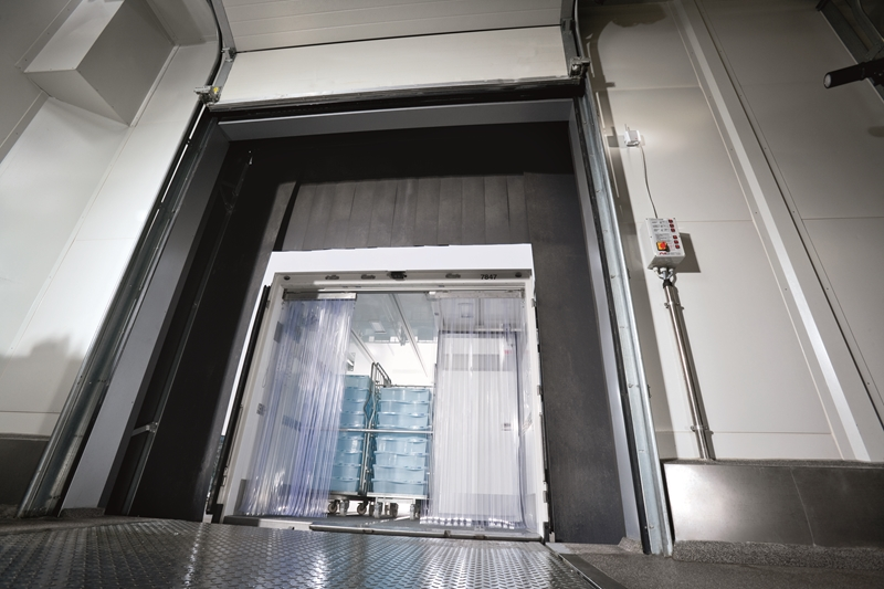 Food cold chain conditions suffer from temperature variations.