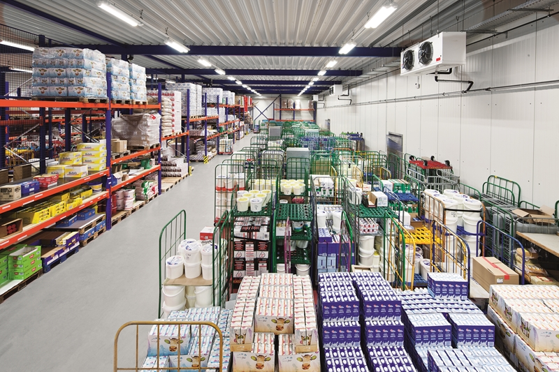Gain greater transparency into distribution with testo Saveris Retail.