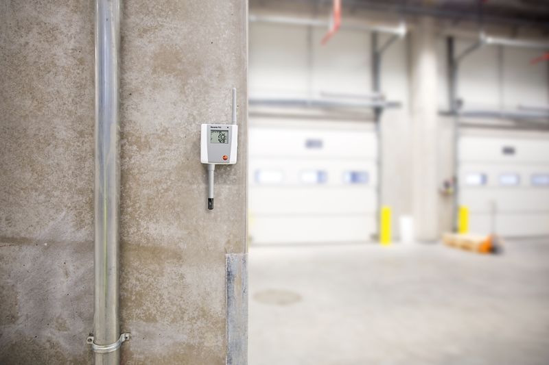The testo Saveris offers constant monitoring ability of your storage facilities.