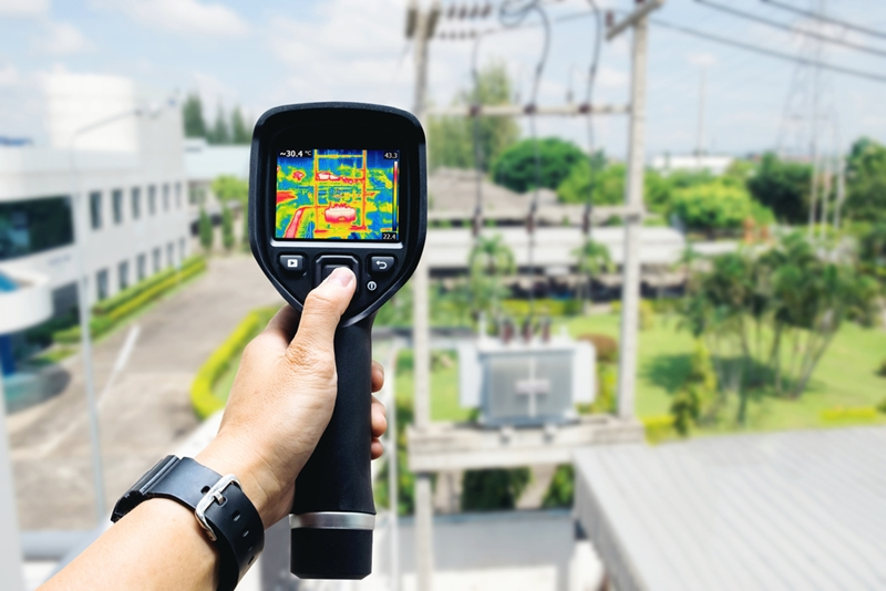 Thermal imagers are core to more effective mechanical system servicing.