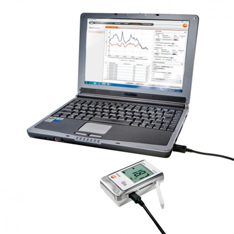 Temperature monitoring tools can be used to gauge historical measurements.